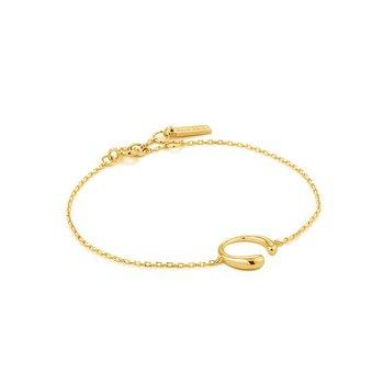 Luxe Curve Bracelet