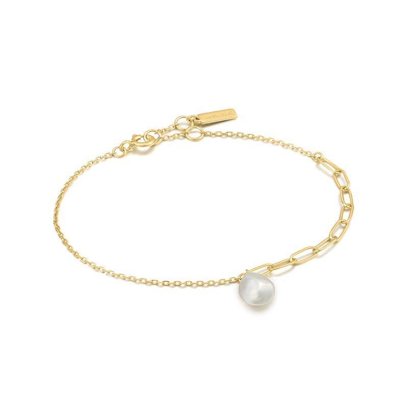 Ania Haie Pear Chunky Bracelet