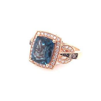 Levian London Blue Topaz Fashion Ring