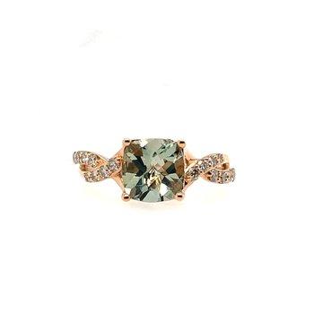 Levian Mint Julep Amethyst Ring