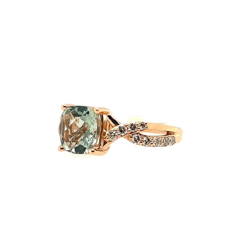 Le Vian Levian Mint Julep Amethyst Ring