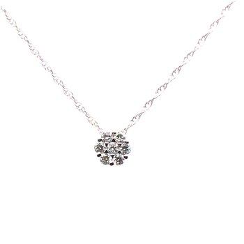 Diamond Cluster Pendant