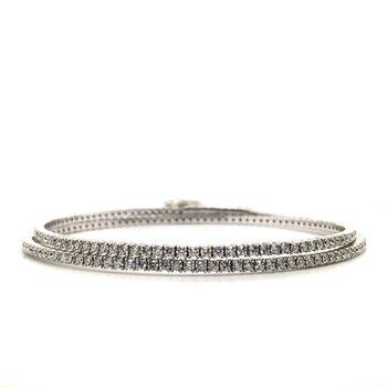 Twist Flex Bracelet/ Flex Choker Necklace
