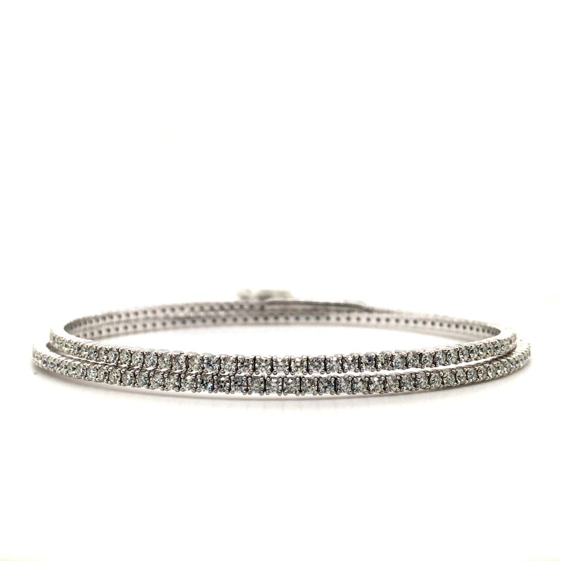 Variety Gem Twist Flex Bracelet/ Flex Choker Necklace