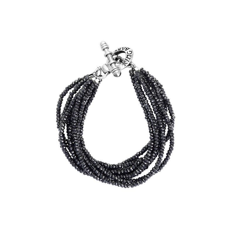 King Baby Spinel Bead Bracelet