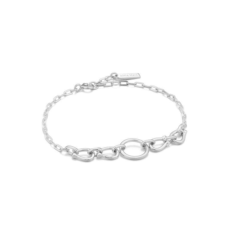 Ania Haie Horseshoe Link Bracelet