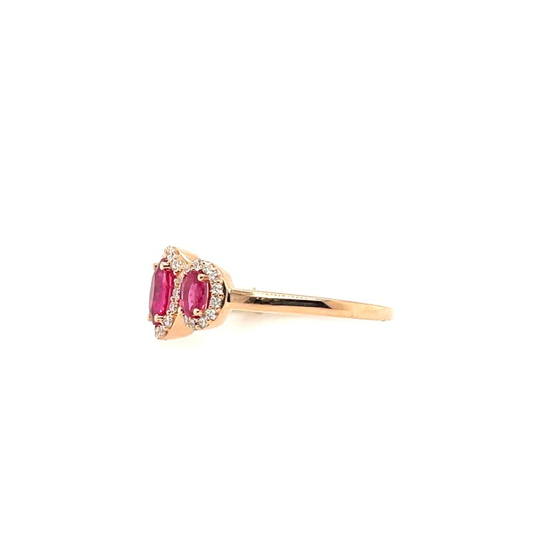Le Vian Levian Diamonds & Passion Ruby Ring