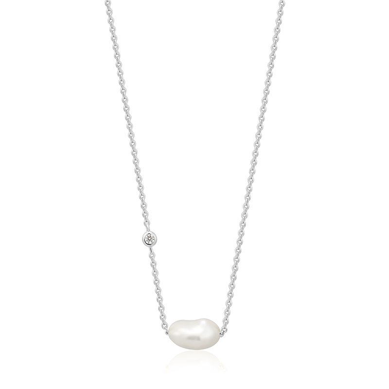 Ania Haie Pearl Necklace