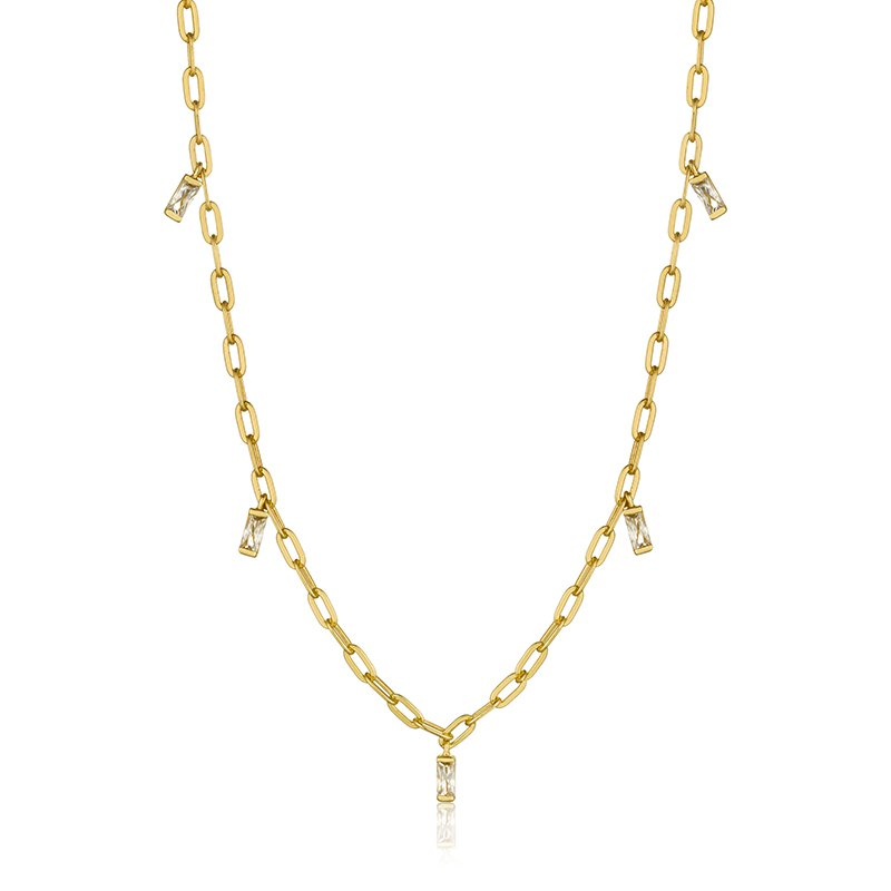Ania Haie Glow Drop Necklace