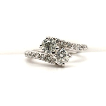 Twogether Diamond Ring