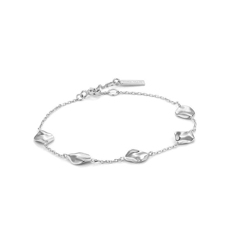 Ania Haie Crush Multiple Discs Bracelet