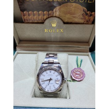 18K DIAL DATEJUST