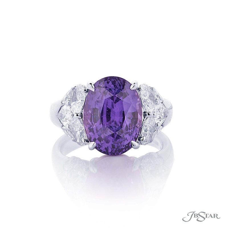 JB Star Amethyst Fashion Ring