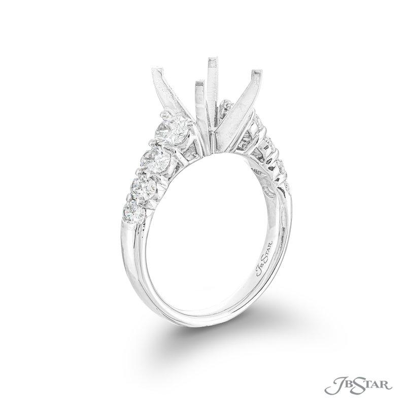 JB Star Engagement Ring