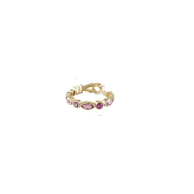 """Eden Presley """"LOVE"""" Tattoo Candy Ring"""