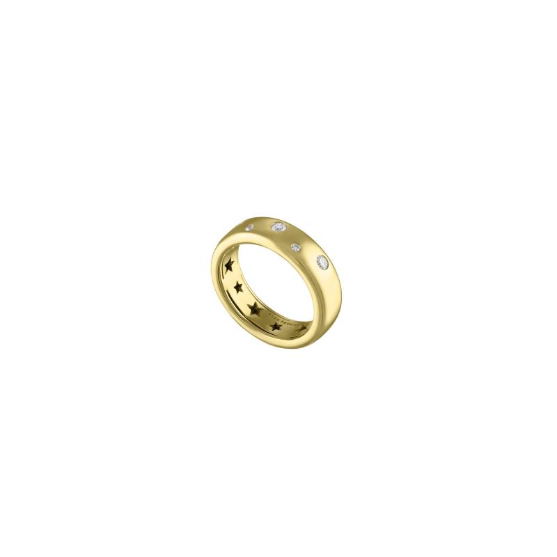 Eden Presley Diamond Bubble Stack Ring