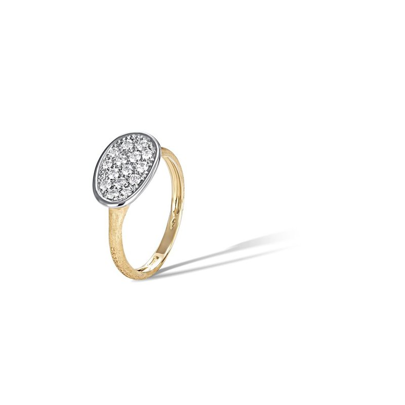 Marco Bicego Lunaria East West Diamond Ring