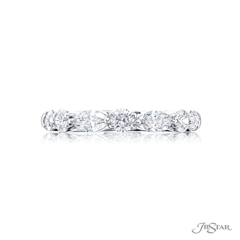 JB Star Marquise & Round Band