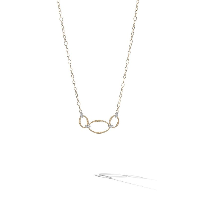 Marco Bicego Marrakech Onde Necklace with Diamonds