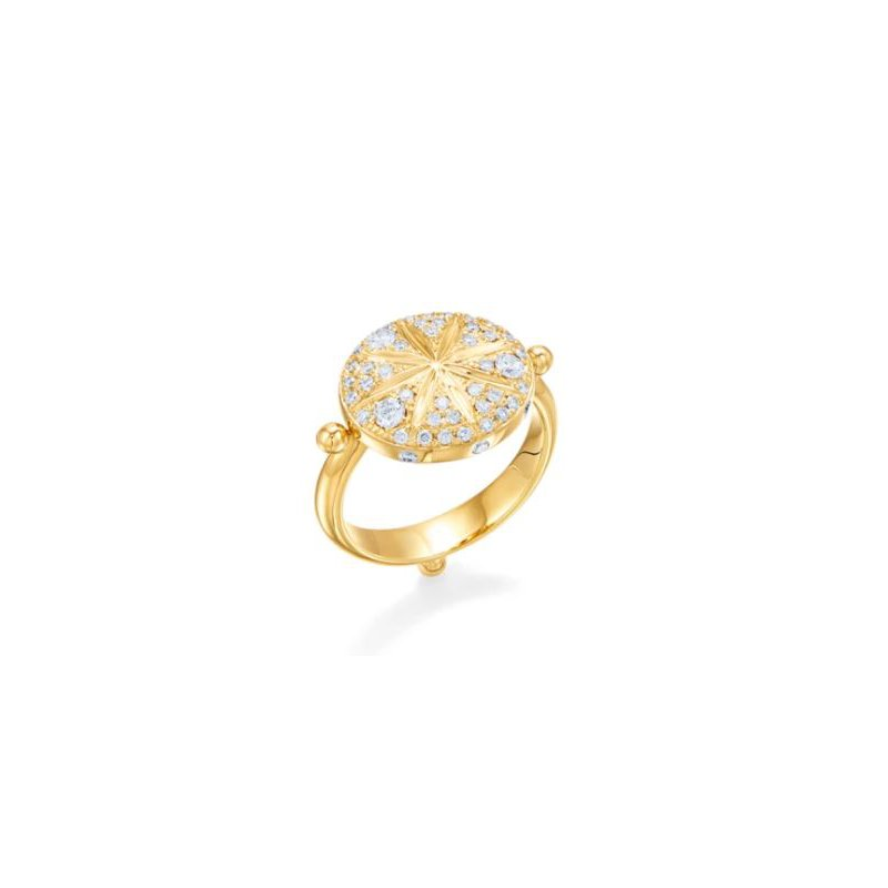 Temple St. Clair Diamond Sorcerer Ring