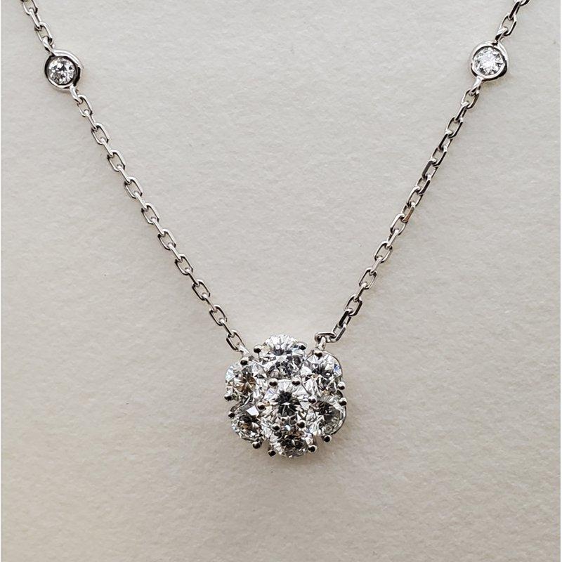 RMJ Signature Diamond necklace
