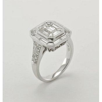 Diamond ring
