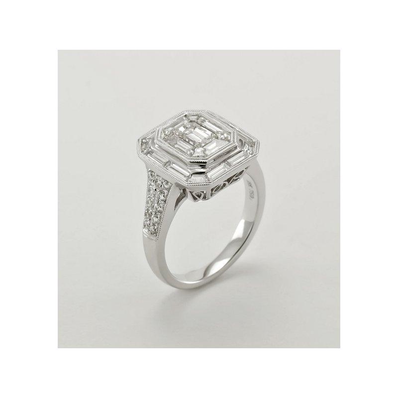 RMJ Signature Diamond ring