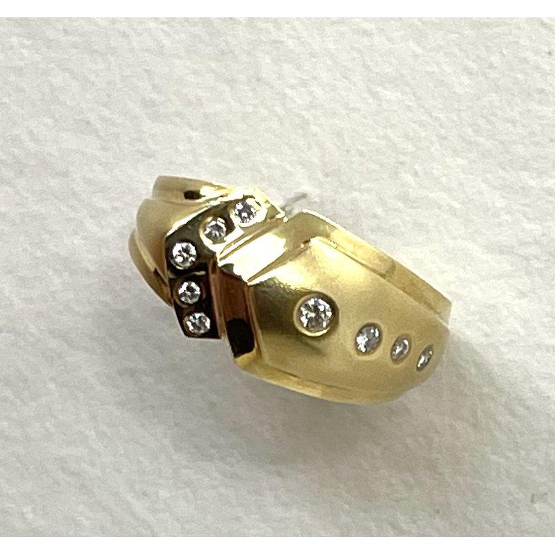 RMJ Signature Diamond Fashion Ring