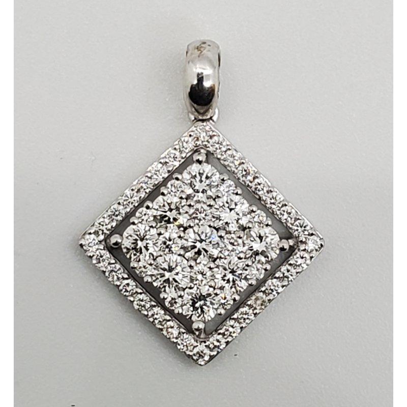 RMJ Signature Diamond pendant