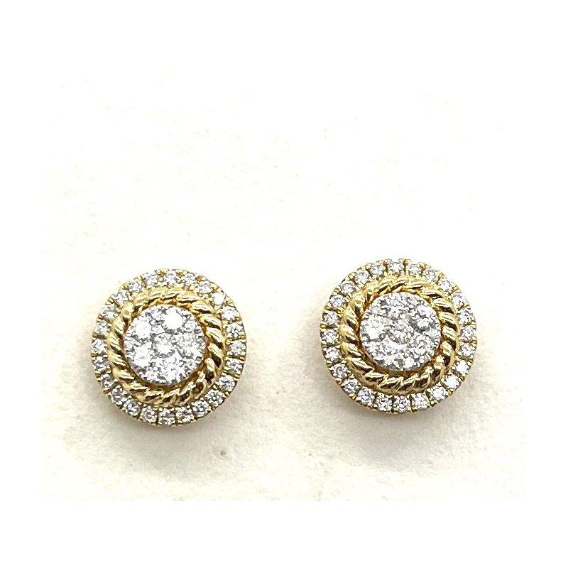RMJ Signature Diamond Earrings