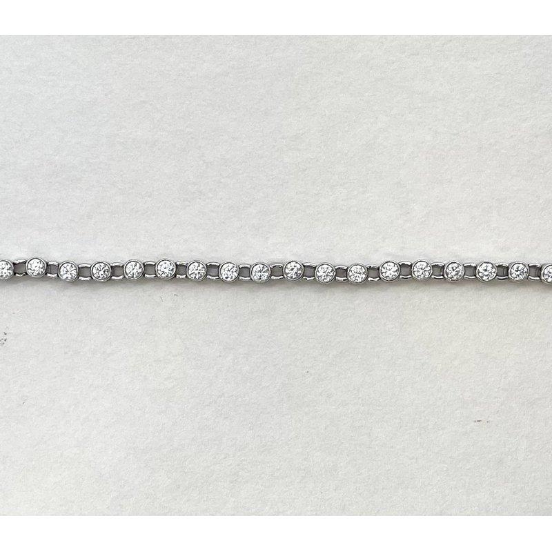 RMJ Signature Signature Diamond Bracelet
