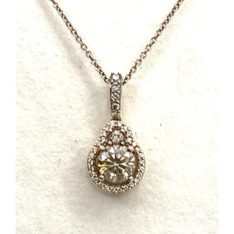 RMJ Signature Chocolate Diamond Pendant