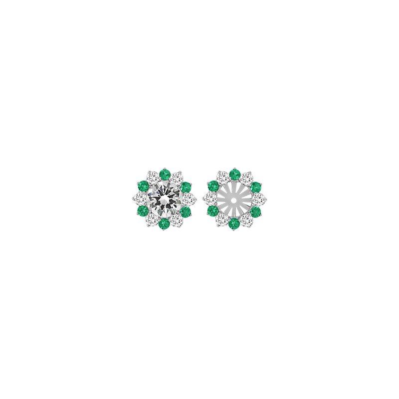 Spark Creations Diamond & Emerald Jackets