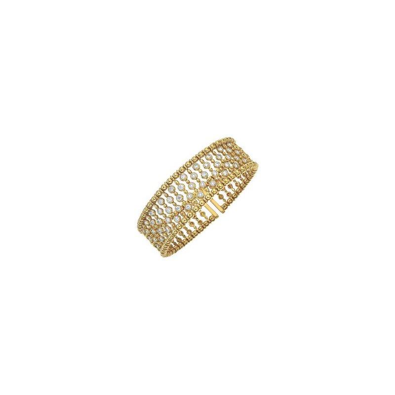 RMJ Signature Flexible Diamond Bangle Bracelet