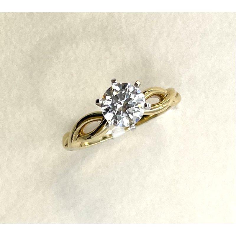Coast Diamond Diamond Semi-Mount
