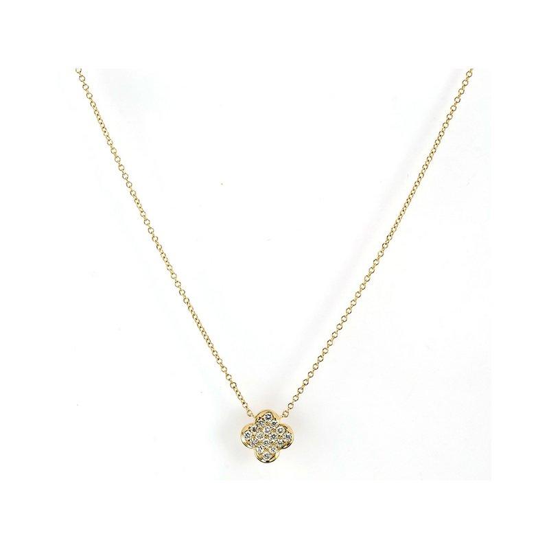 RMJ Signature Clover style necklace