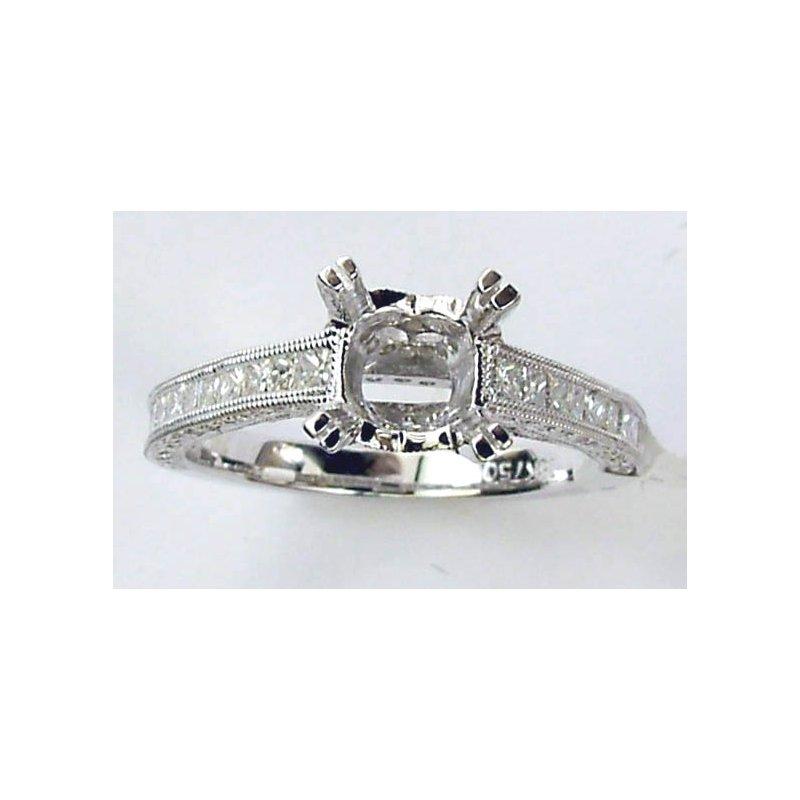 RMJ Signature Diamond Setting