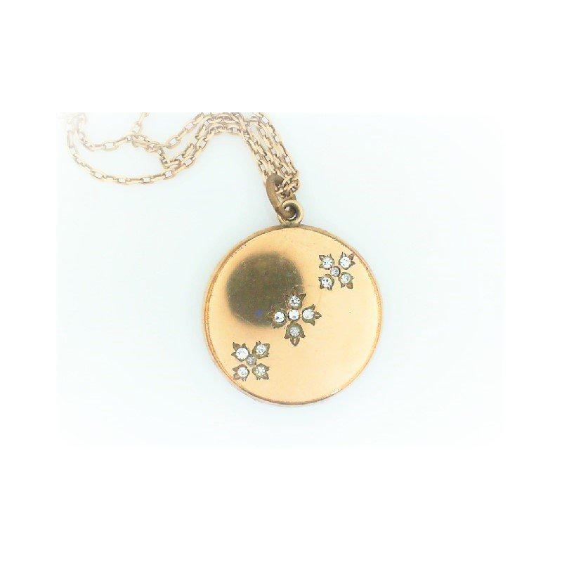 Smithworks Estate Jewelry Lady's Gold Filled Estate Locket