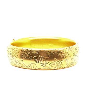Lady's Gold Filled Estate Bracelet
