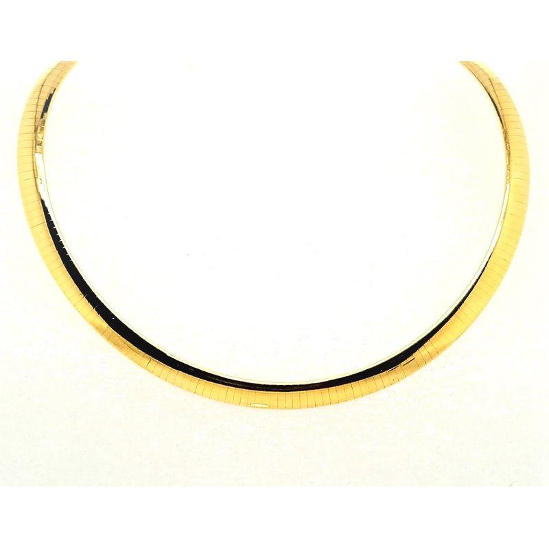 Smithworks Estate Jewelry Omega Estate Necklace