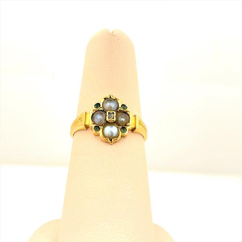 Smithworks Estate Jewelry Lady's Antique Estate Ring