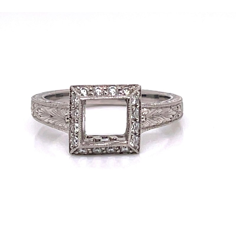 Smithworks Estate Jewelry Lady's Diamond Engagement Ring