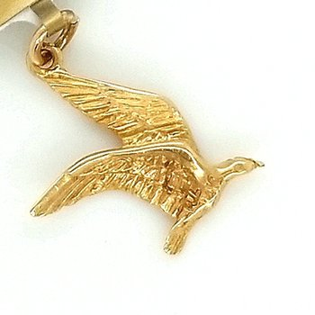 14ky Estate Charm Flying Bird