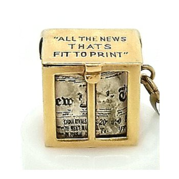 14ky Estate Charm News Box