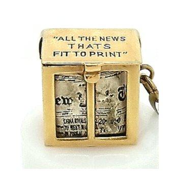 14ky Estate Charm News Box
