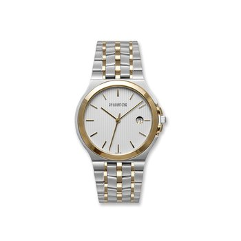 Regulator Two-Tone Stainless Steel Watch