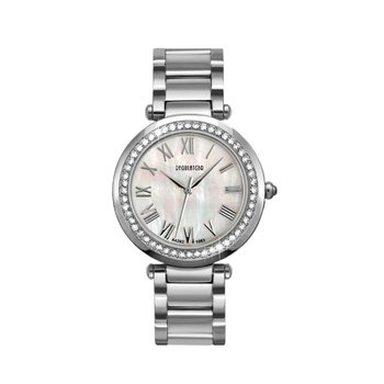 Regulator White Stainless Steel Quartz Watch