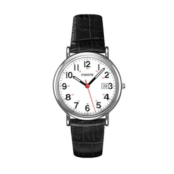 Regulator White Stainless Steel Quartz Watch
