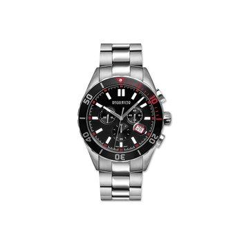 Regulator White Stainless Watch
