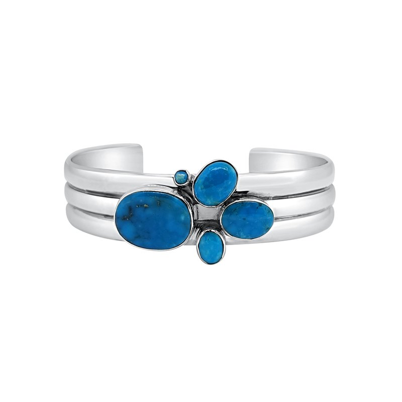Lilly Barrack SS Turquoise Cuff Bracelet